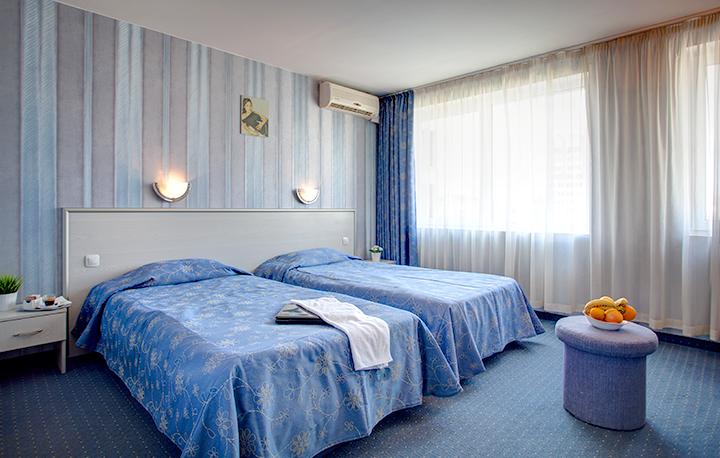 Супериорна двойна стая, Хотел Раховец